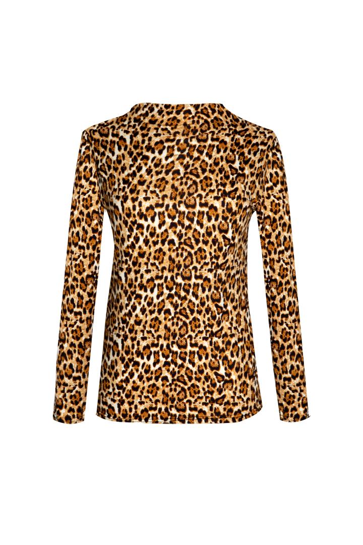 Camiseta Leopardo Teria Yabar