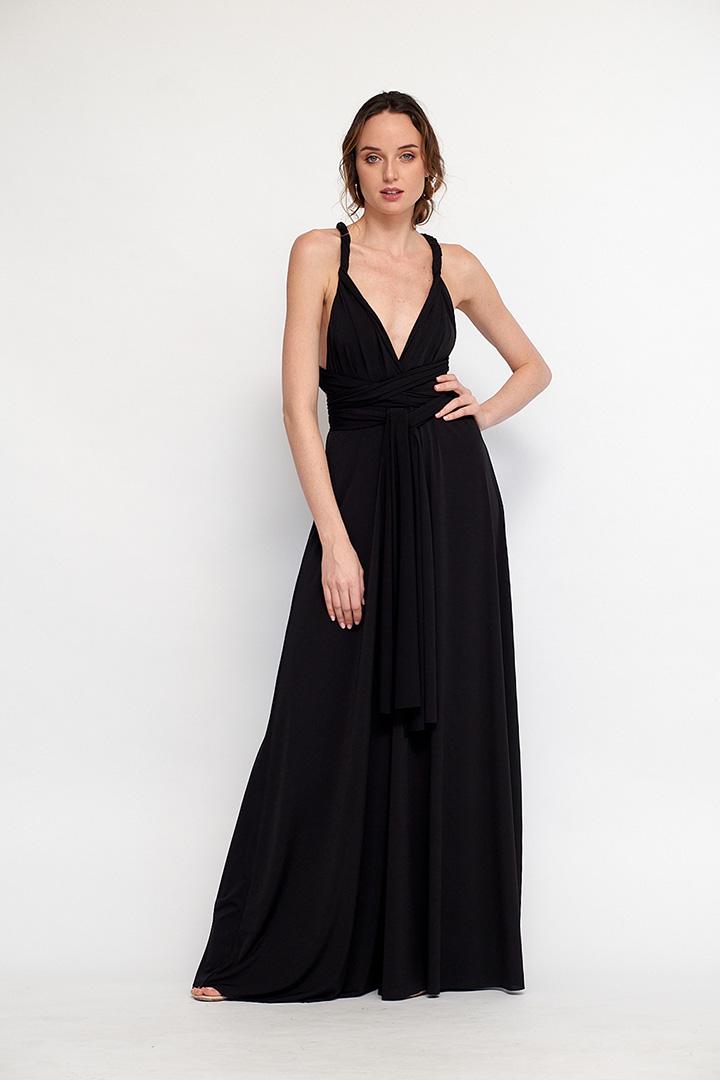Vestido Multiposición negro