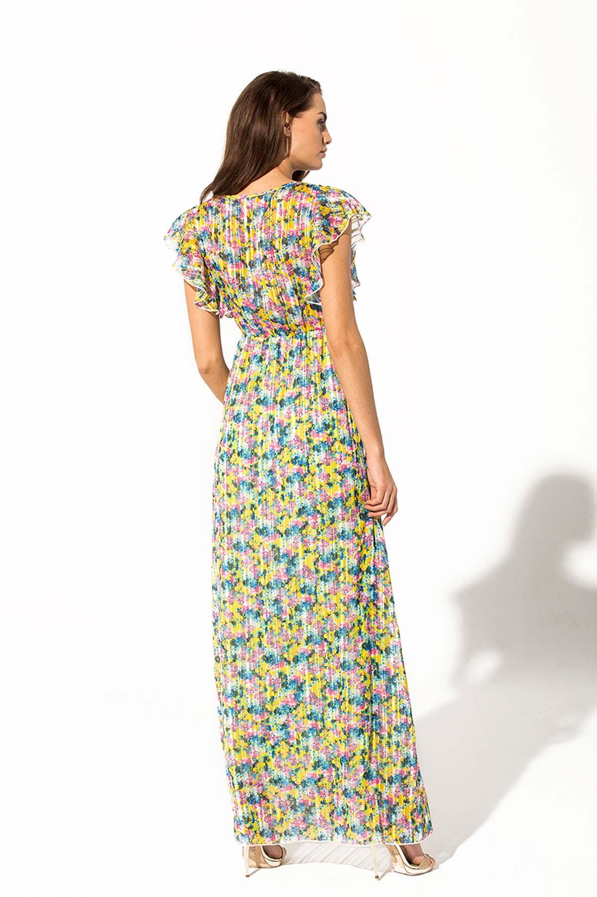 Vestido largo Liberty de verano