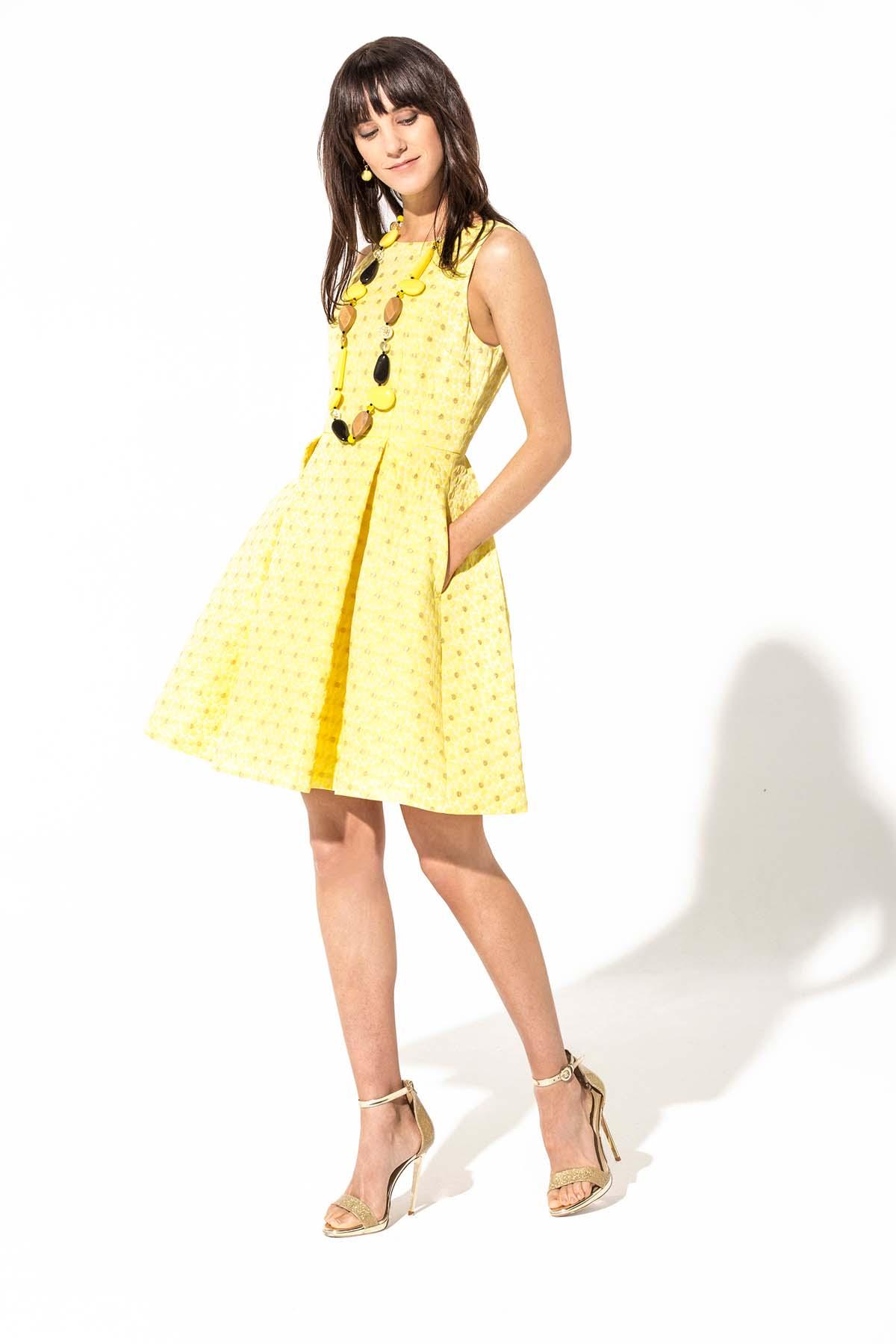 Teria Yabar - Vestido Orsay