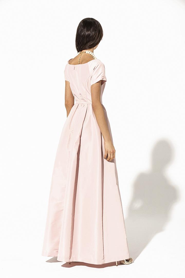 Vestido largo princesa