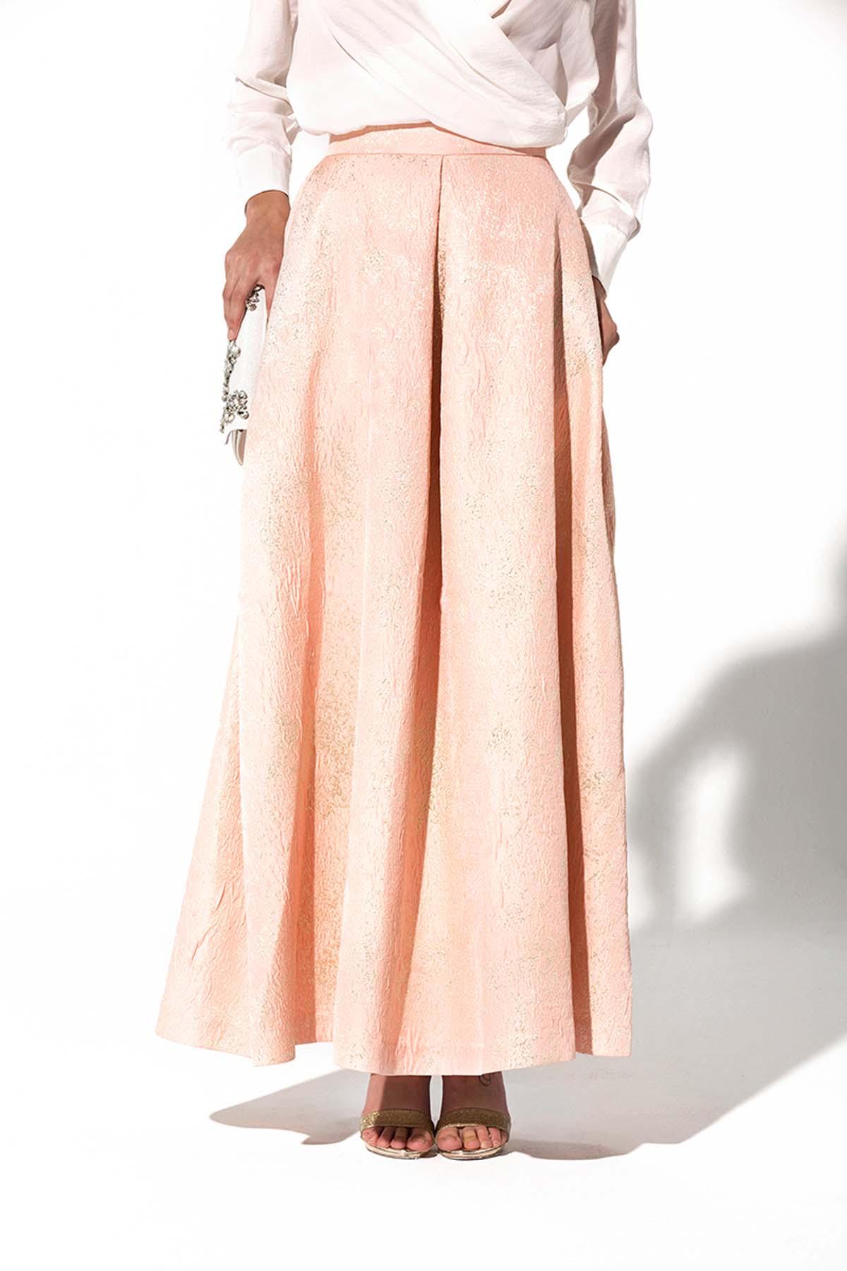 Falda larga Passy