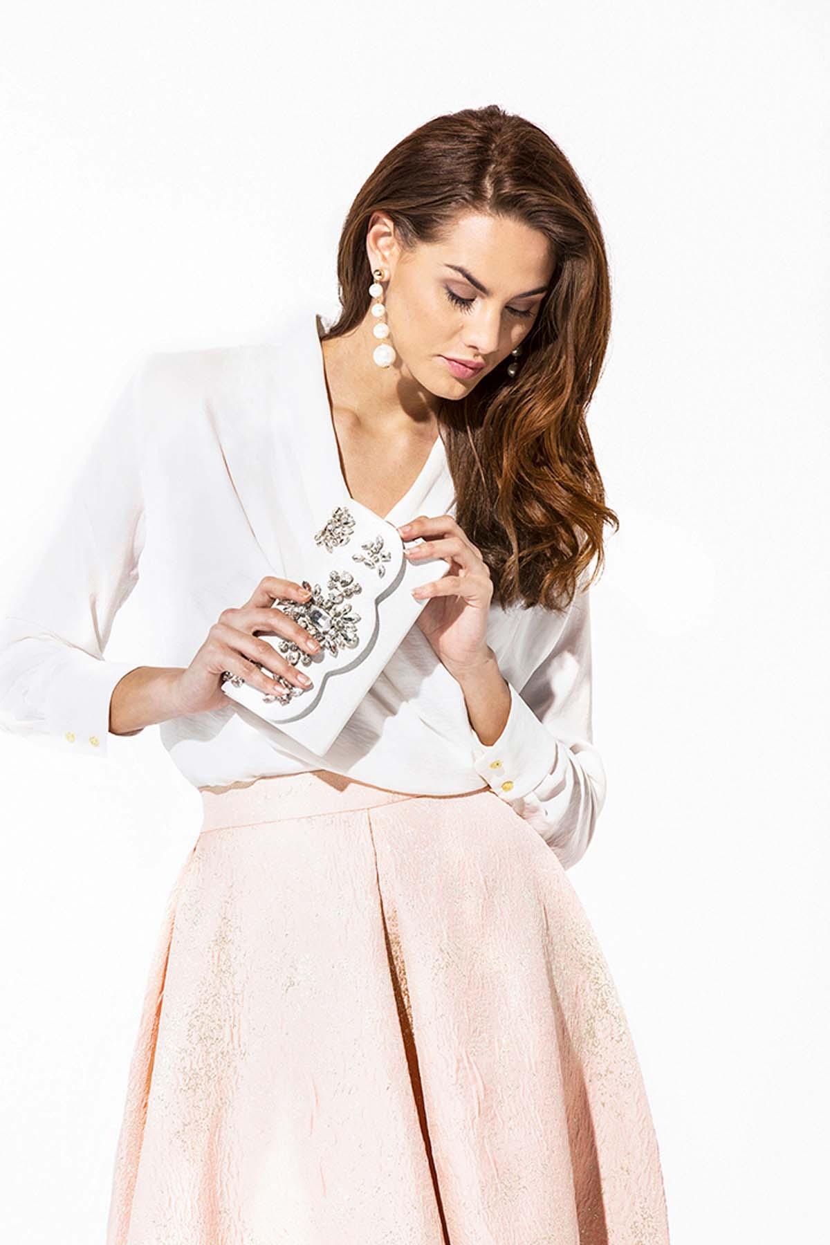 Camisa Passy blanc