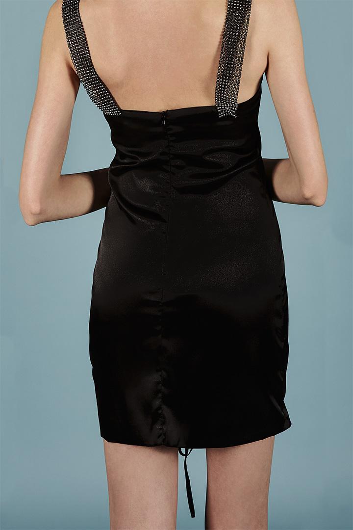Vestido negro Emilia