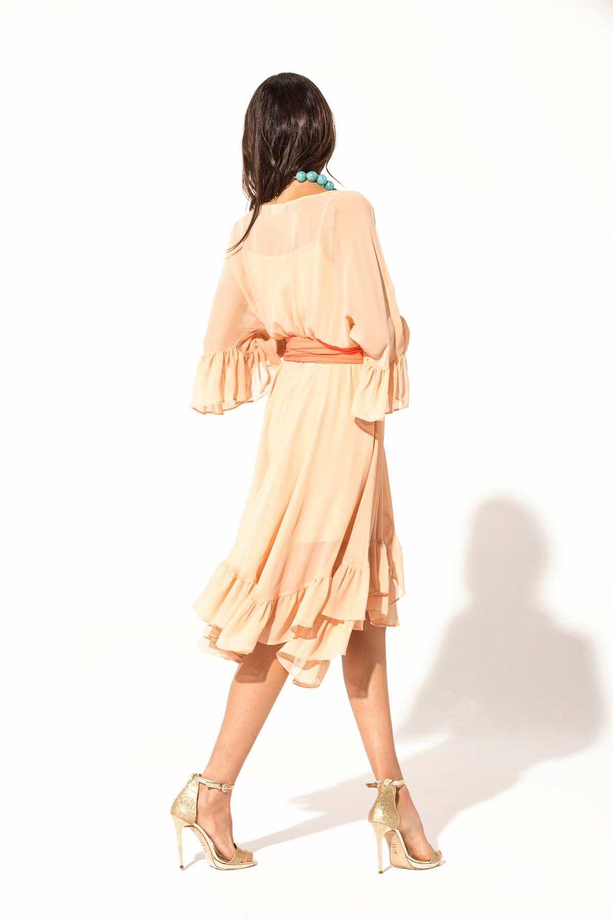 Vestido Vendôme Teria Yabar - Vestido  Vendôme