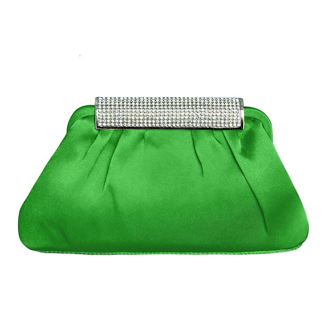 adef54aae23 Bolso de fiesta verde