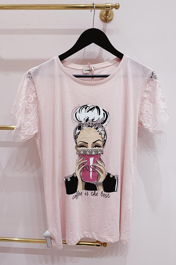 Camiseta Boss Baby Teria Yabar