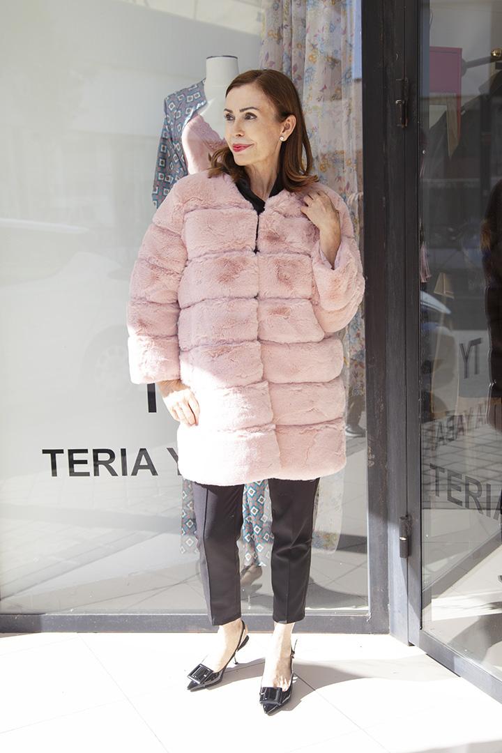 Chaquetón Furry Baby Teria Yabar_0