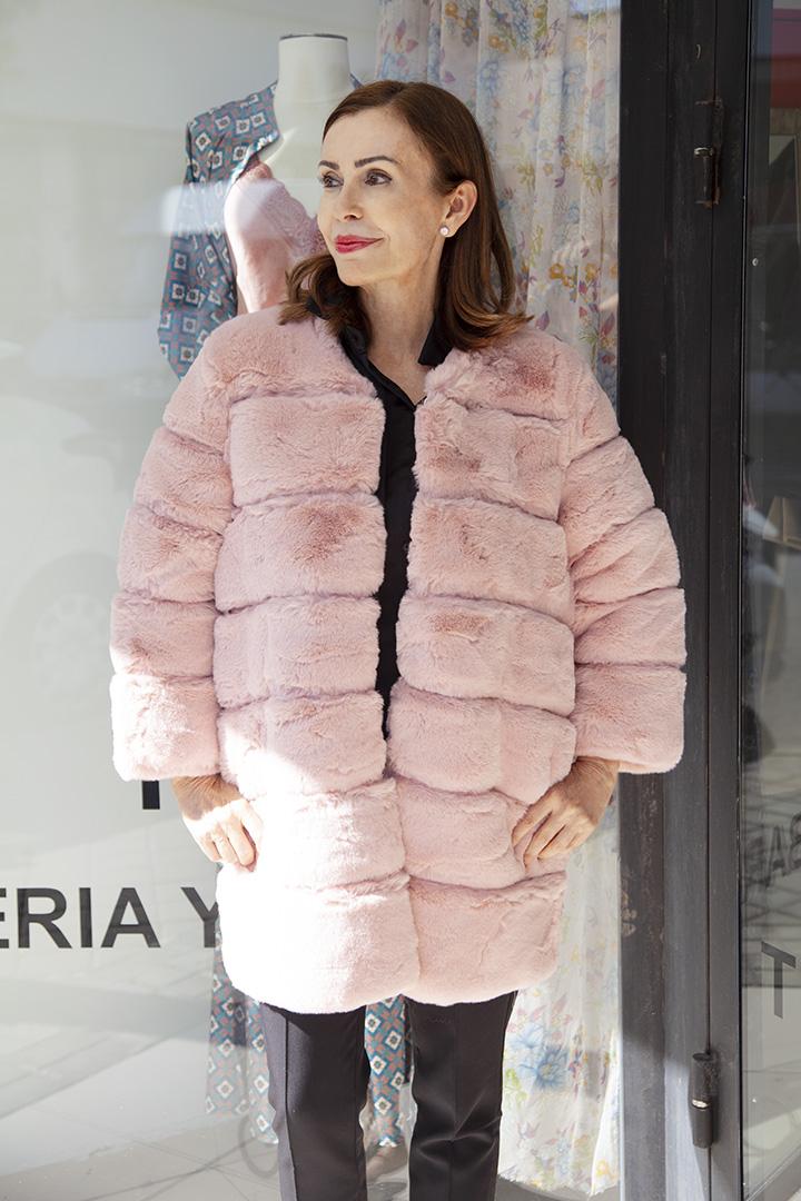 Chaquetón Furry Baby Teria Yabar_1