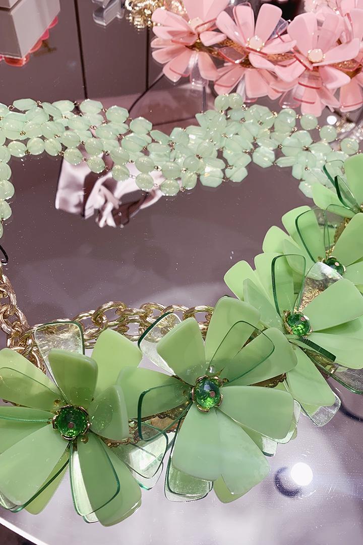 Cinturón Primavera Verde Teria Yabar