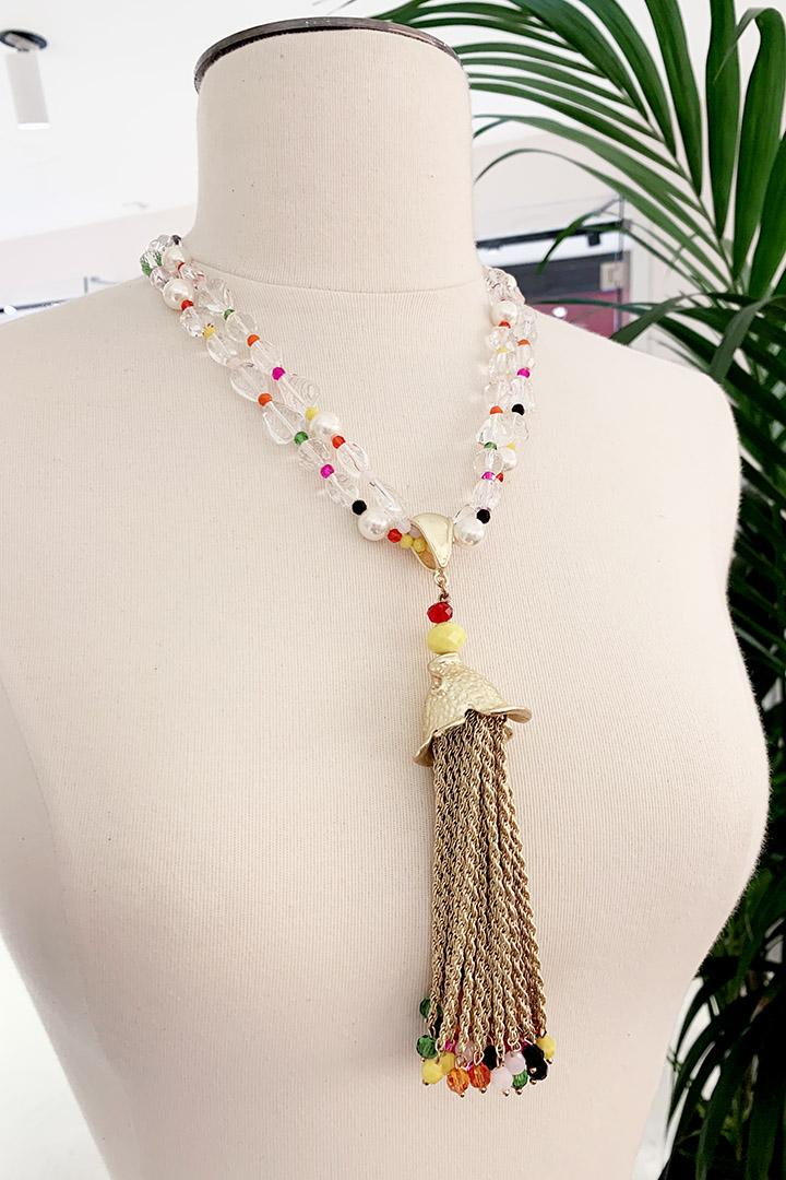 Collar Arcoiris Teria Yabar