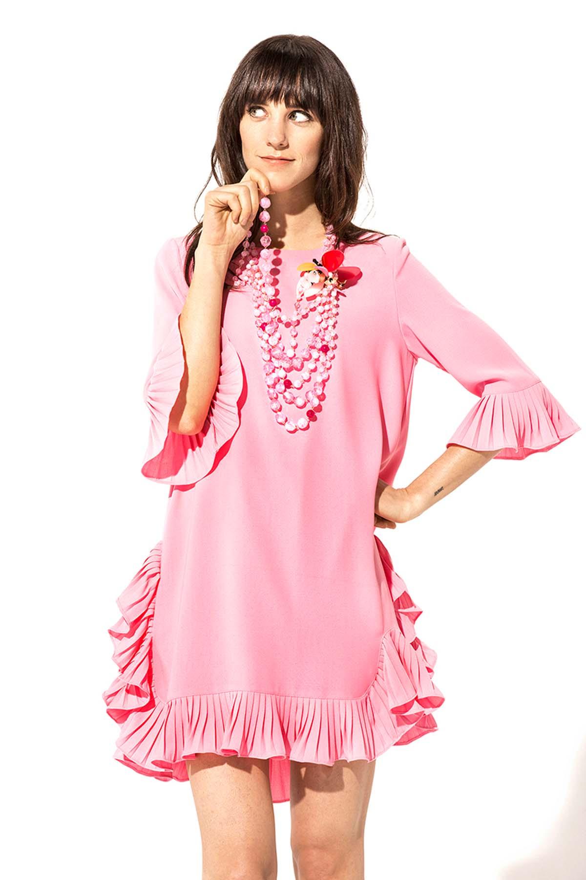 Vestidos TERIA YABAR | Primavera Verano 2018