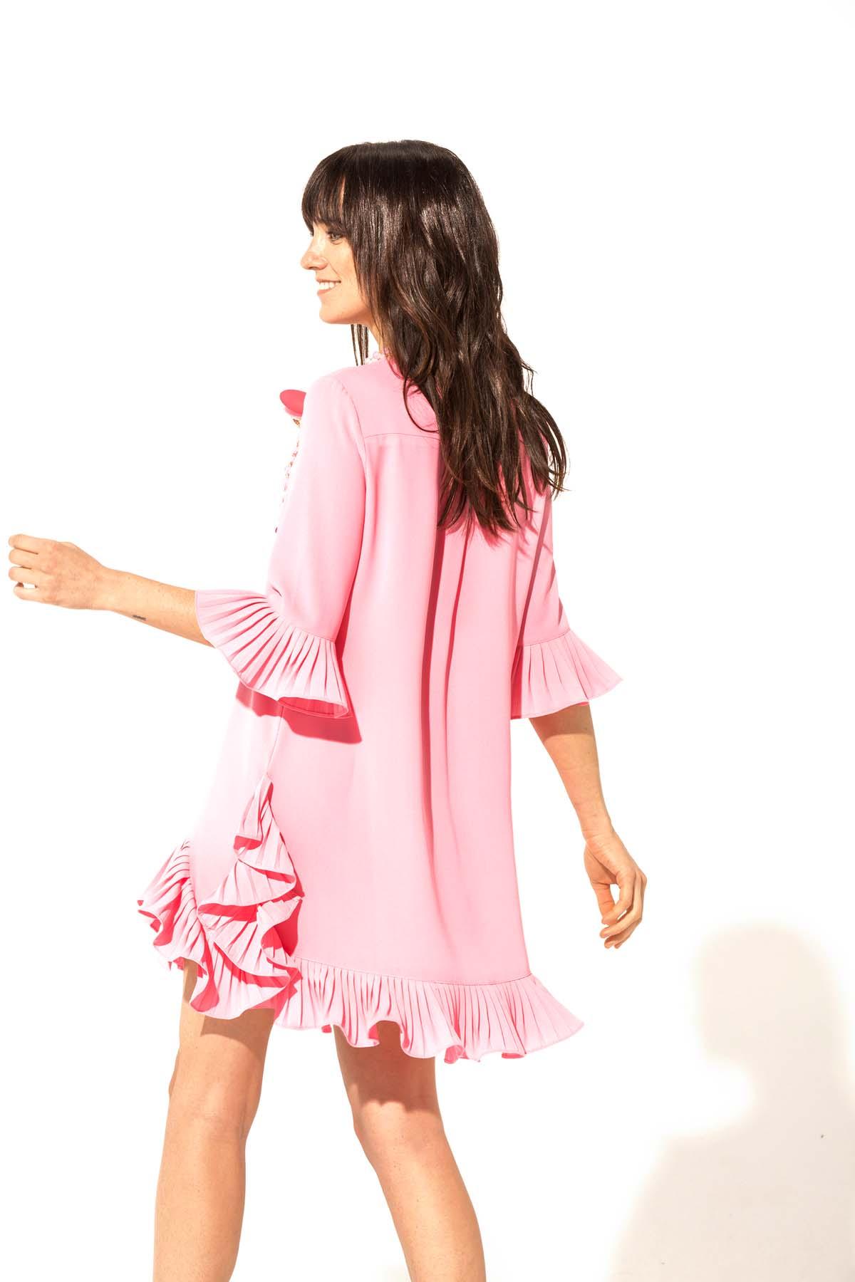 Vestido muy ligero Teria Yabar - Vestido muy ligero
