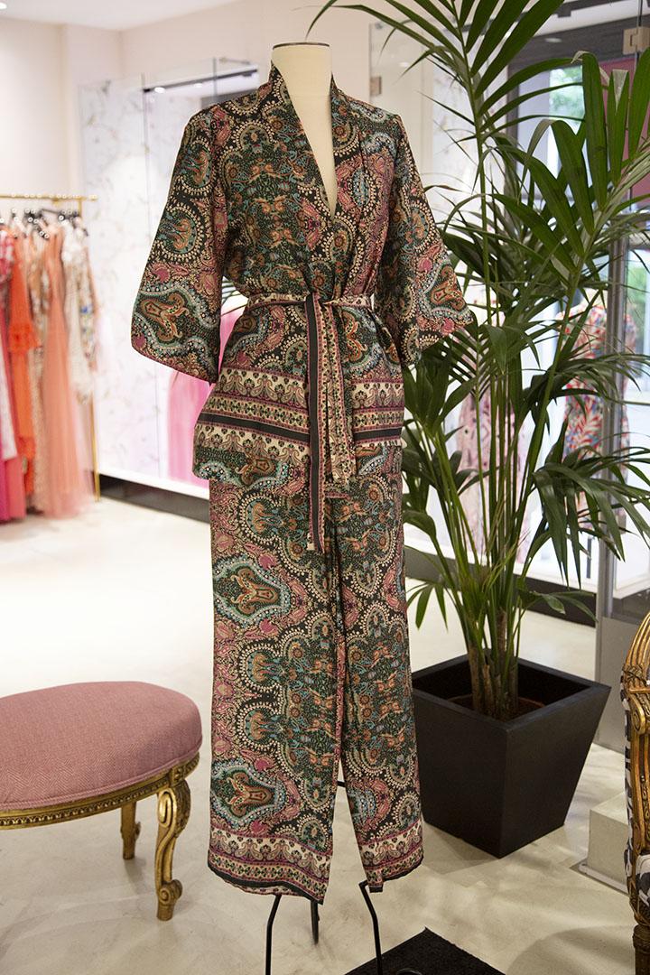 Kimono Aisly baby Teria Yabar