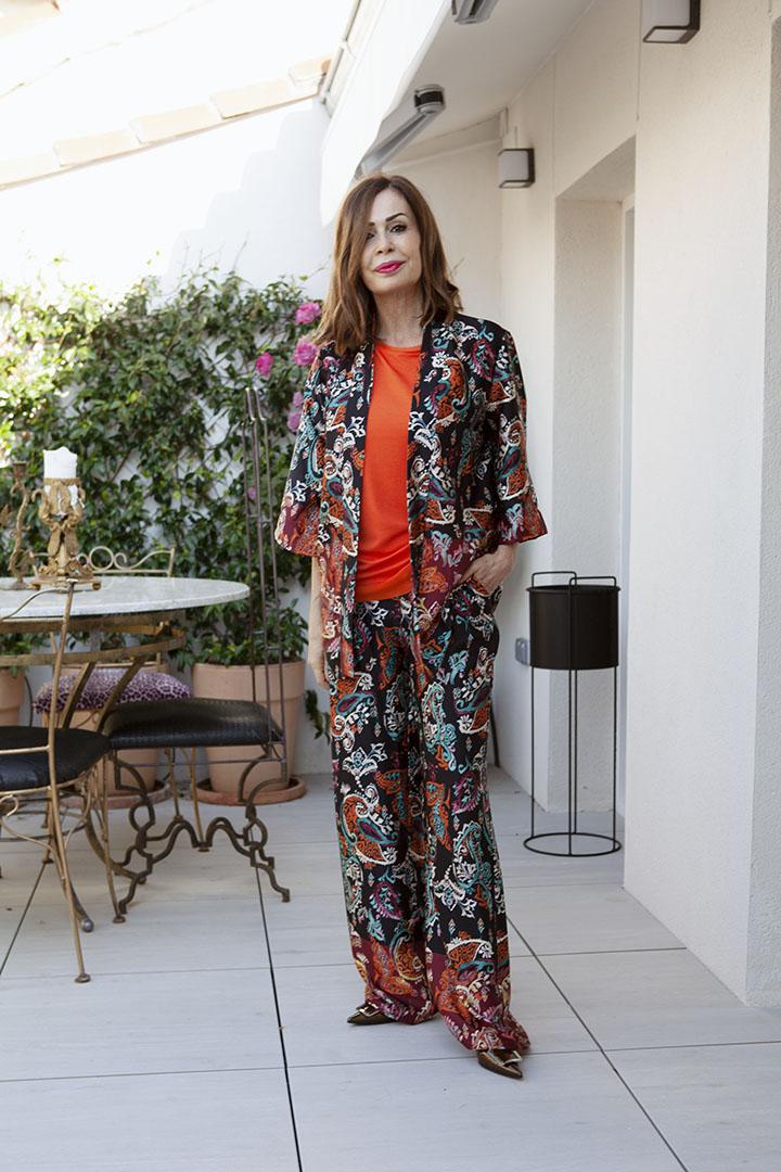 Kimono Aisly Thay Teria Yabar