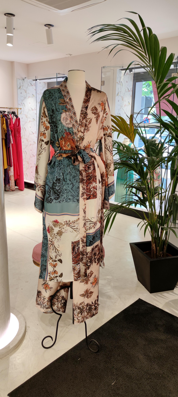 Kimono Winter TERIA YABAR