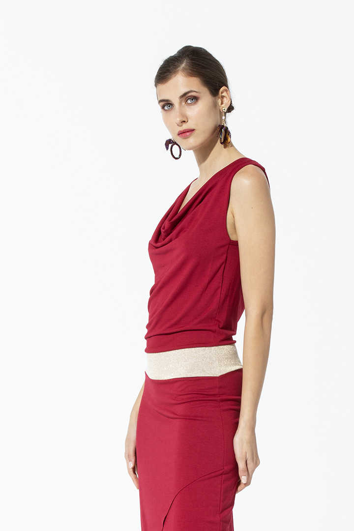 Vestido BASIC ajustado Teria Yabar