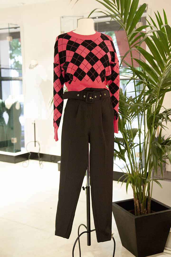 Pantalones Cristina Teria Yabar