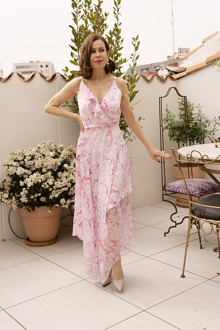 Vestido Alexandra Teria Yabar