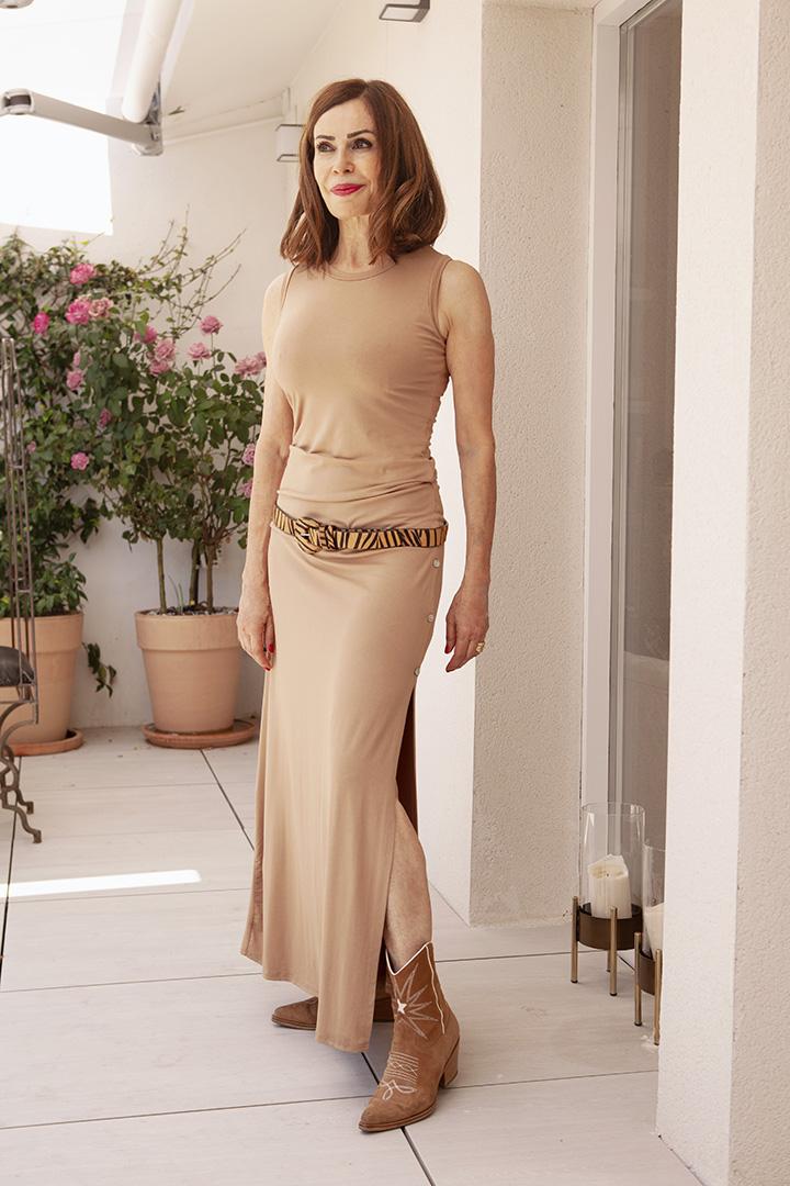 Vestido Anny Teria Yabar