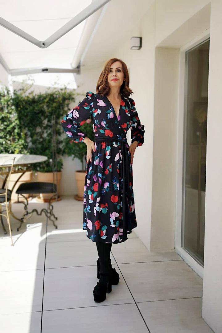 Vestido Antonietta Teria Yabar