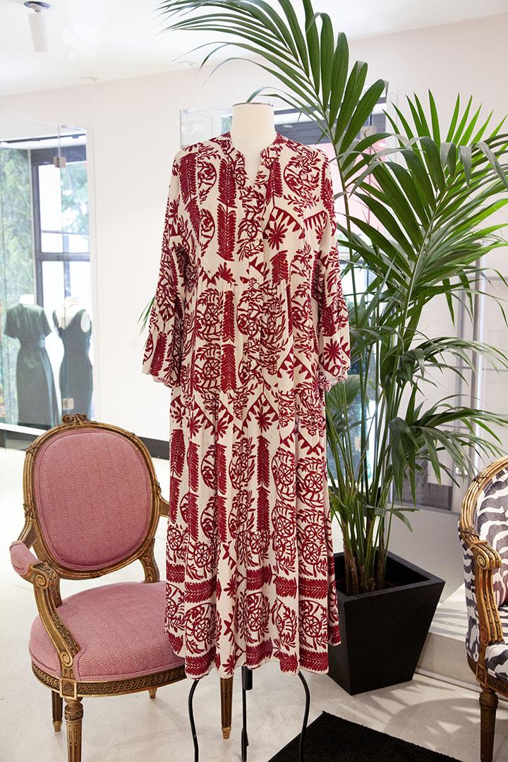Kimono Busan Rojo Teria Yabar