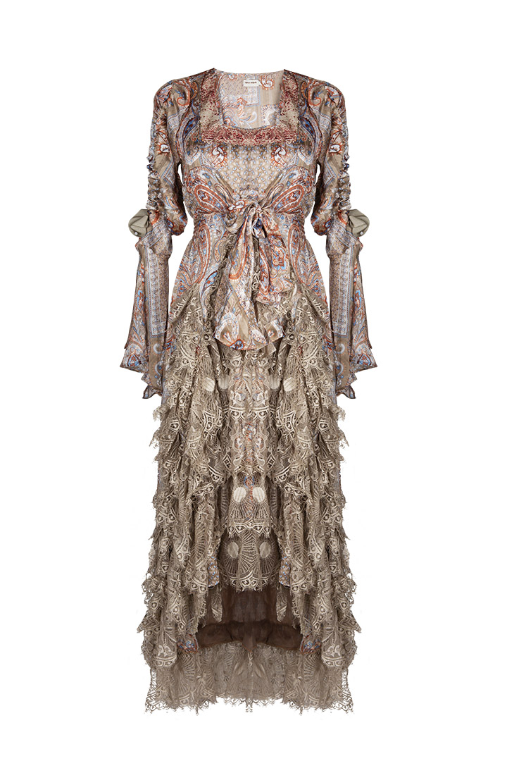 Vestido Camelot Teria Yabar