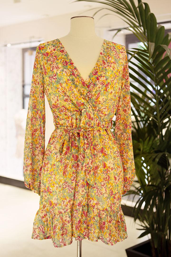 Vestido Garden Teria Yabar
