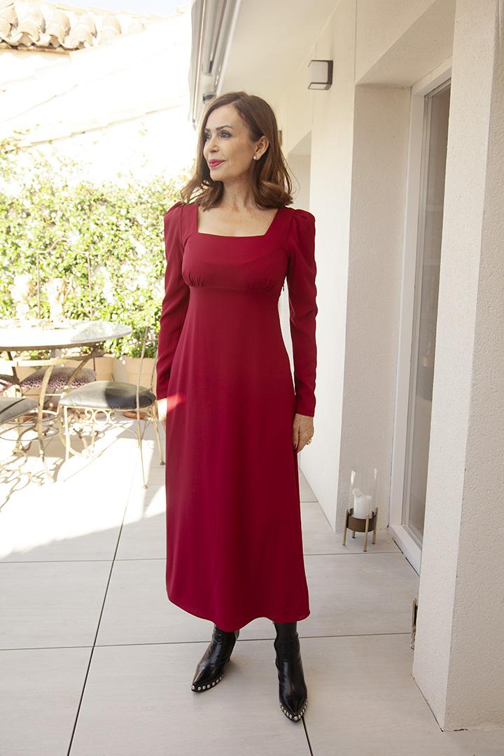 Vestido Isabel Teria Yabar_0