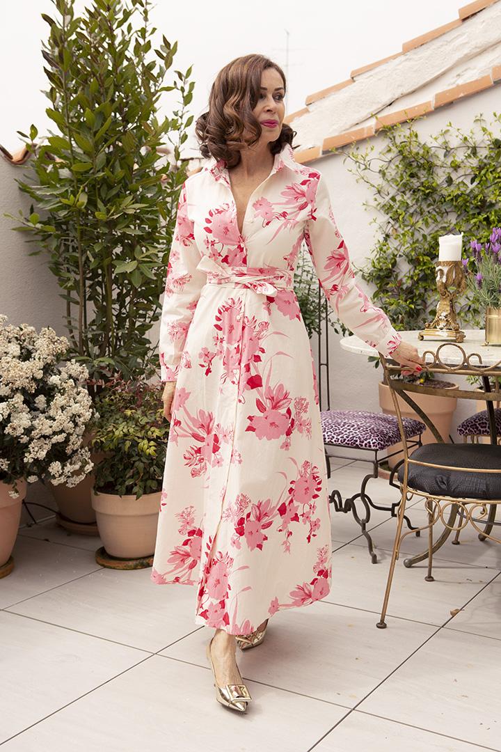 Vestido Jordania Teria Yabar