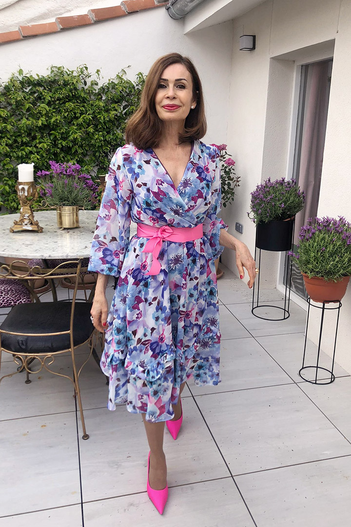 Vestido Kendall Teria Yabar