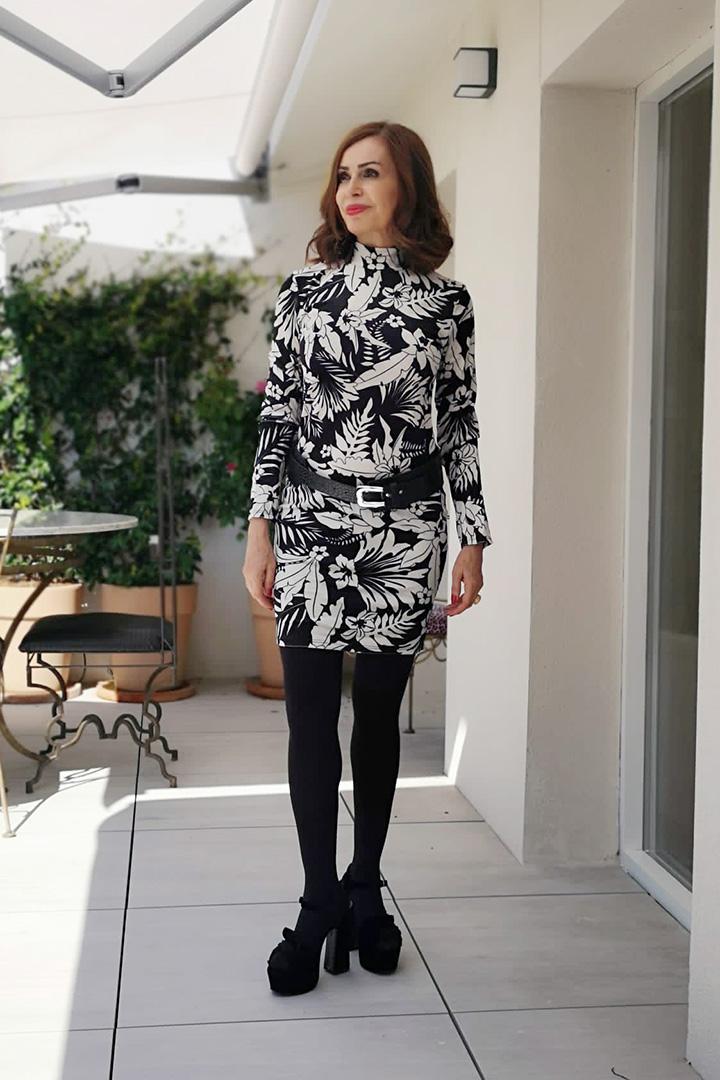 Vestido Lys Teria Yabar