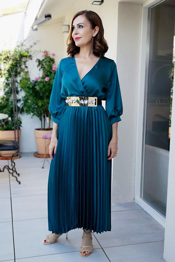 Vestido Mariana Teria Yabar