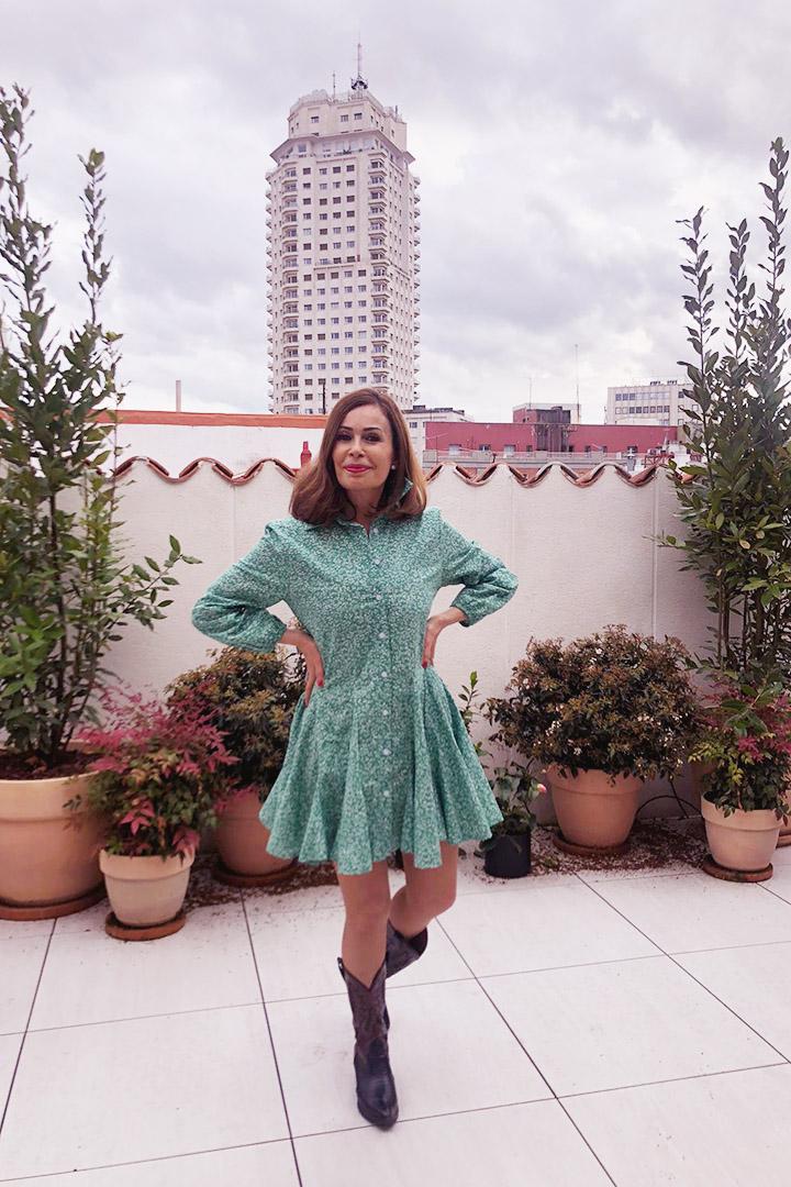 Vestido Oviedo Teria Yabar
