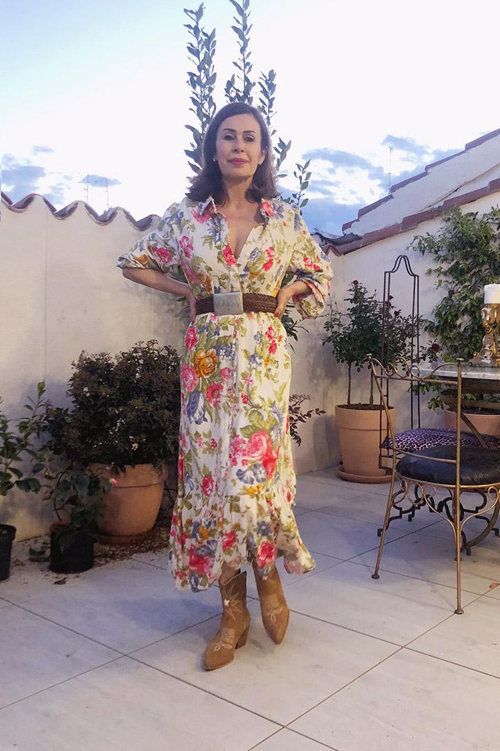 Vestido Palermo Teria Yabar
