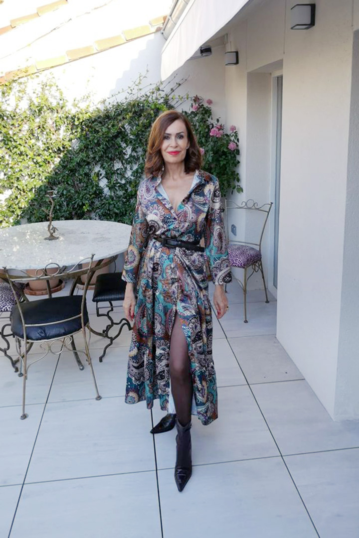 Vestido Paulina Teria Yabar