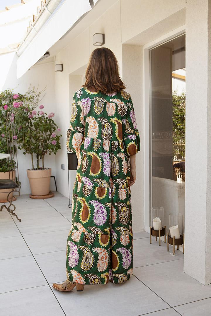 Vestido Romina Menta