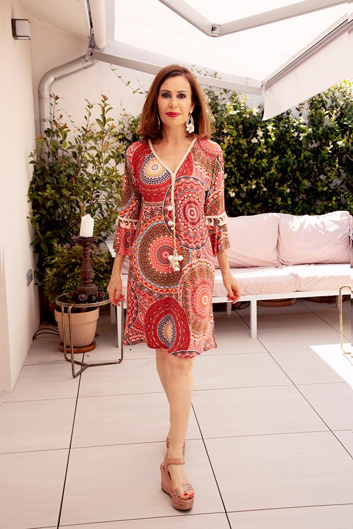 Vestido Sidney Teria Yabar
