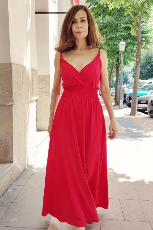 Vestido Soria TERIA YABAR