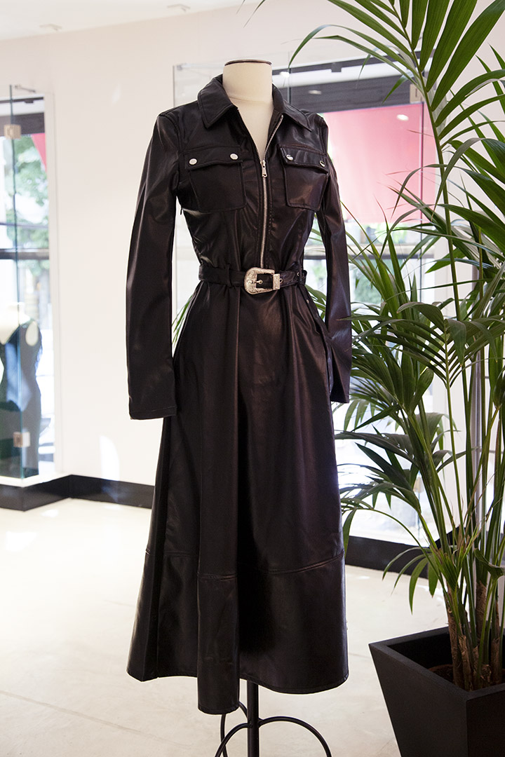 Vestido TY Teria Yabar
